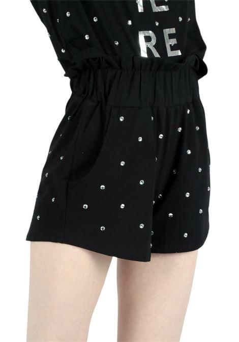 Shorts LE VOLIERE | Shorts | P733BSNERO