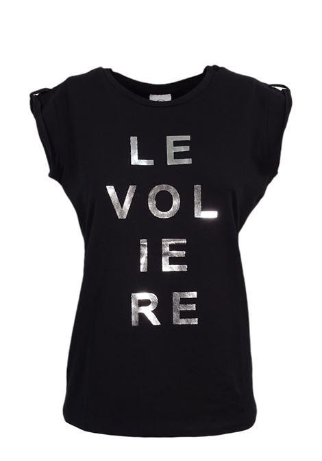 T-shirt LE VOLIERE | T-shirts | T001BNERO