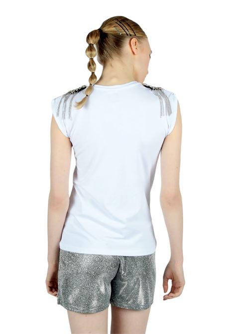 LE VOLIERE | T-shirt | T001JWBIANCO