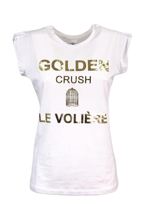 T-shirt LE VOLIERE | T-shirts | T058WBIANCO