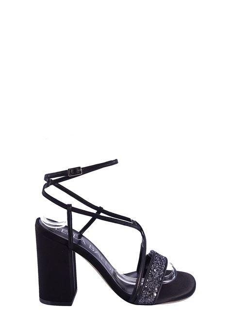 LELLA BALDI | High Heel Sandals | 275NERO