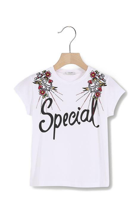 LIU-JO | T-shirt | GA1078J5003T9594