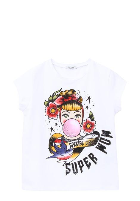 LIU-JO | T-shirt | GA1082J5003T9522