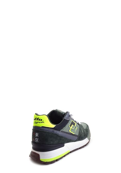 Sneakers LOTTO LEGENDA | Sneakers | 216290SEA SPRAY/GREEN
