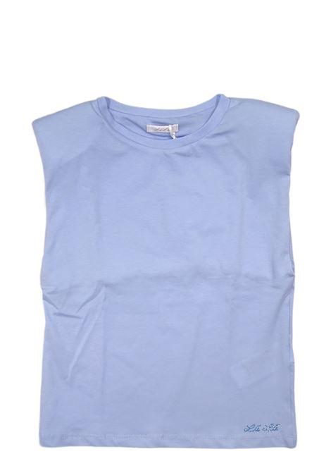 LU LU | T-shirt | LL0001AZZUR