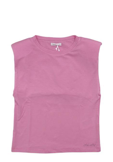 LU LU | T-shirt | LL0001ROSA