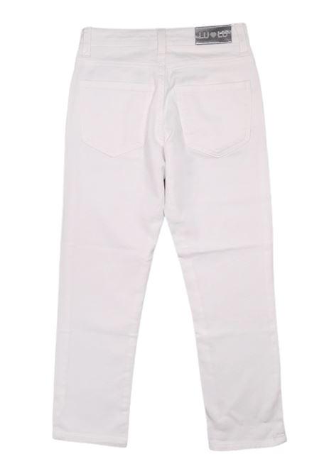 Pantalone LU LU | Pantaloni | LL0076BIANC