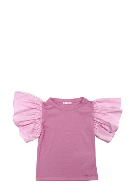 LU LU | T-shirt | LL0090ROSSL