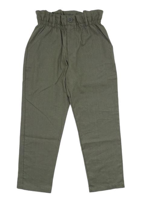 LU LU | Trousers | LL0203MILIT