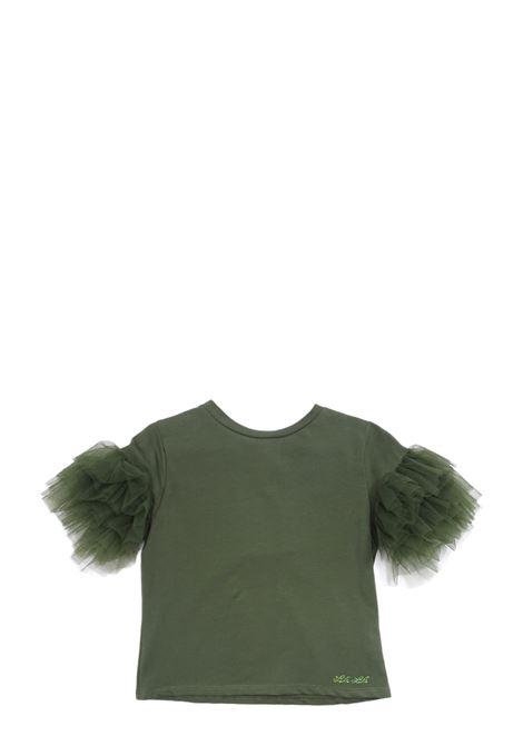 LU LU | T-shirt | LL0214OLIVA