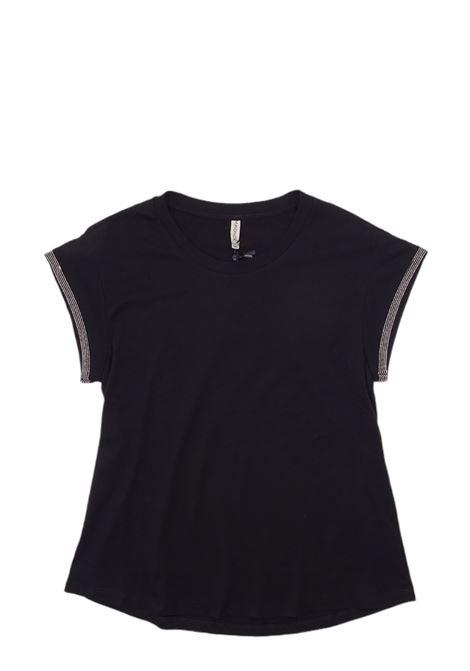 T-shirt MIRONCÈ | T-shirts | MIRM858NERO
