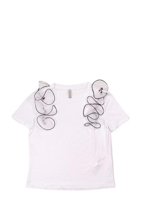 MIRONCÈ | T-shirt | MIRM860BIANCO