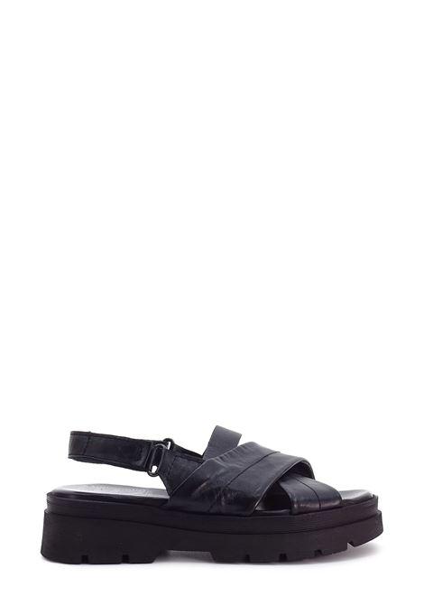 MJUS | Flat Sandals | M87011NERO