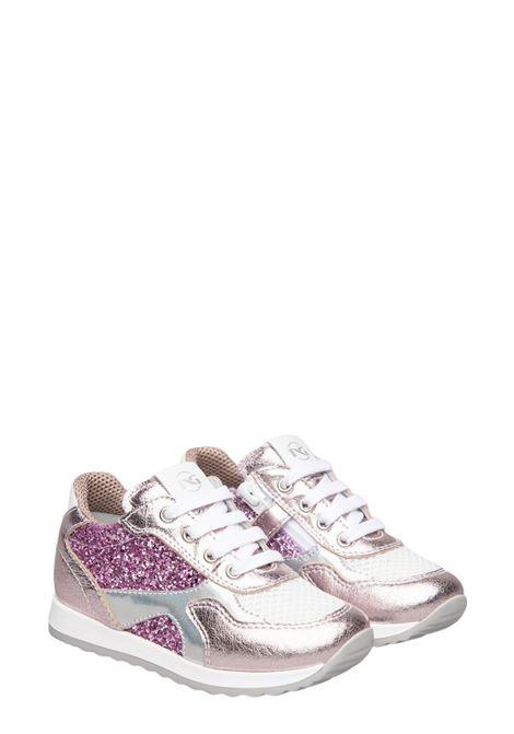 Sneakers NERO GIARDINI | Sneakers | E121671F606