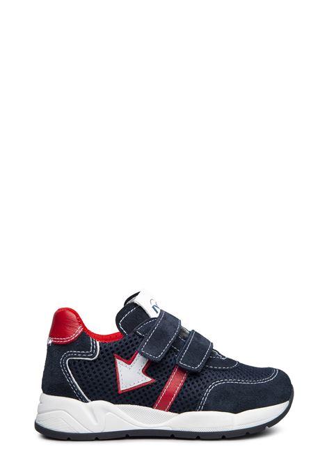 Sneakers NERO GIARDINI | Sneakers | E124020M207