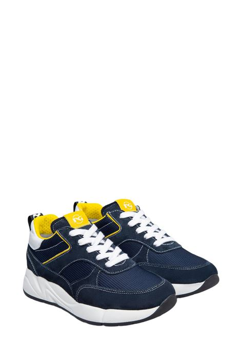 Sneakers NERO GIARDINI | Sneakers | E133980M207