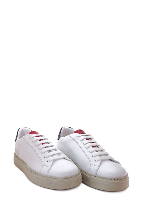 OFFPLAY | Sneakers | CRS1-UWHITE/RED/BLACK