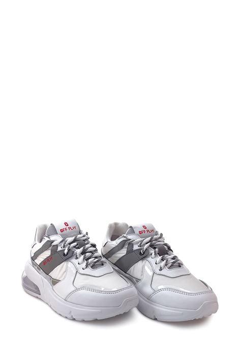 OFFPLAY | Sneakers | PRX 1-DBIANCO/BIANCO/GRIGIO