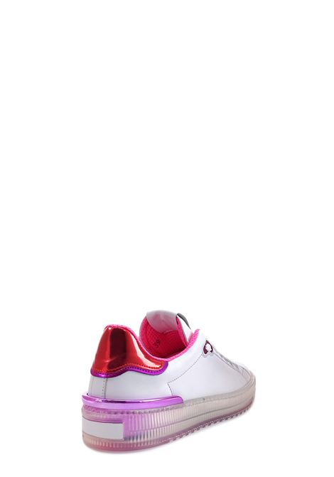 OFFPLAY | Sneakers | SLOW1BIANCO/FUXIA