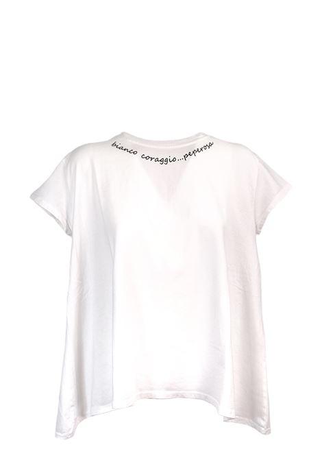 PEPEROSA | T-shirt | A21K16018BIANCO