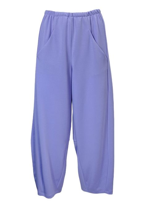 PEPEROSA | Trousers | A21N14029LILLA