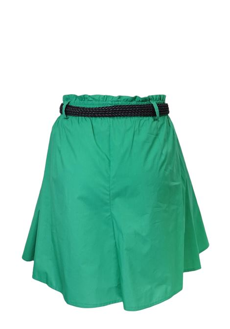 PEPEROSA | Shorts | A21V14080VERDE