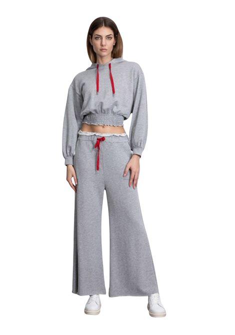 PEPEROSA | Sweatshirt | P21V16044GRIGIO