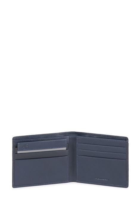 PIQUADRO | Wallets | PU3891S111RBLU