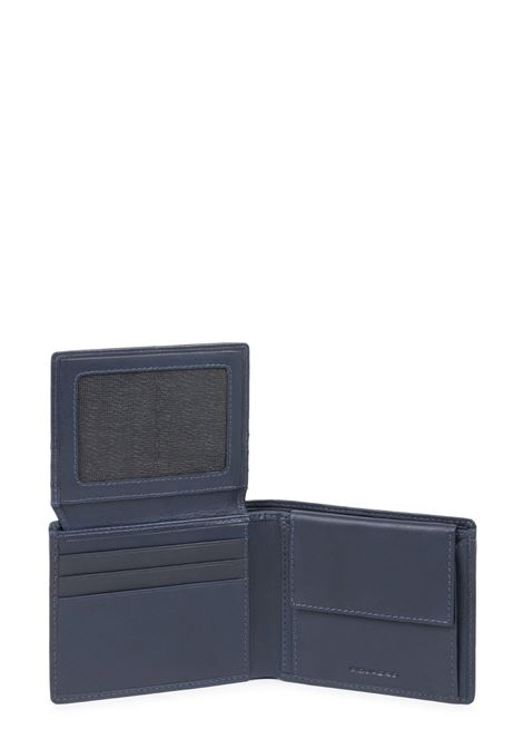 PIQUADRO | Wallets | PU4518S111RBLU