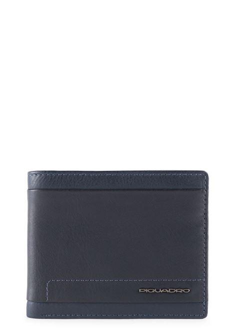 PIQUADRO | Wallets | PU4823S111RBLU