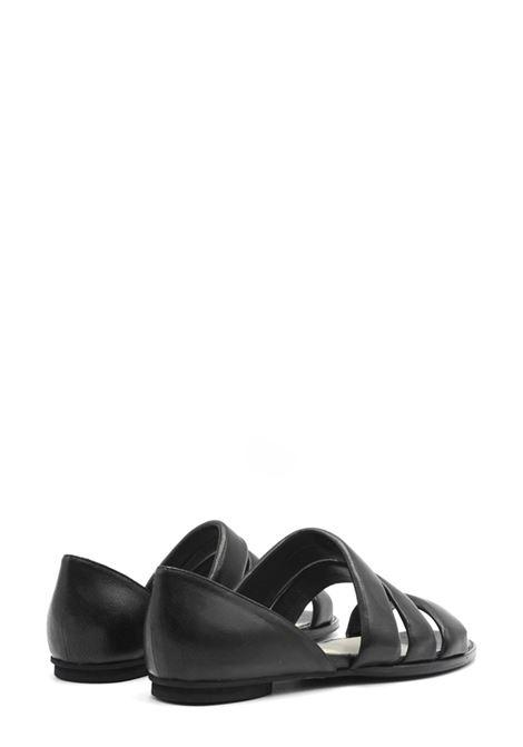 POESIE VENEZIANE | Flat Sandals | TARR96NERO