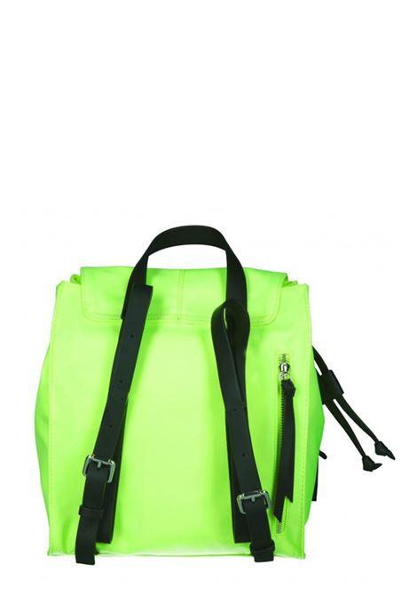 REBELLE | Backpack | AURA NYLONGIALLO FLUO