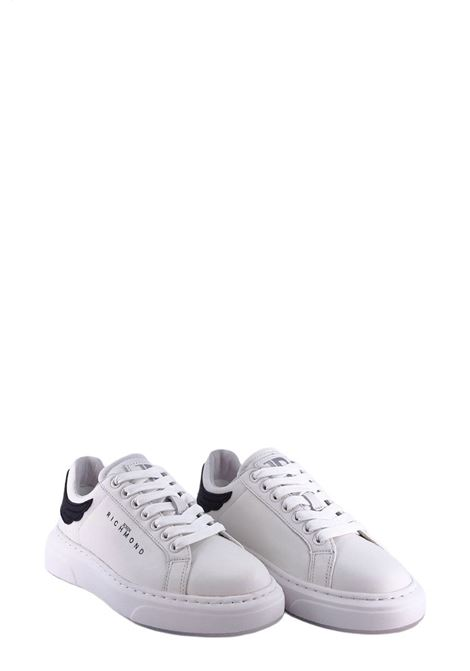 RICHMOND | Sneakers | 10201BIANCO
