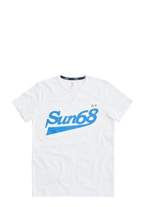 SUN68 | T-shirt | T3130501