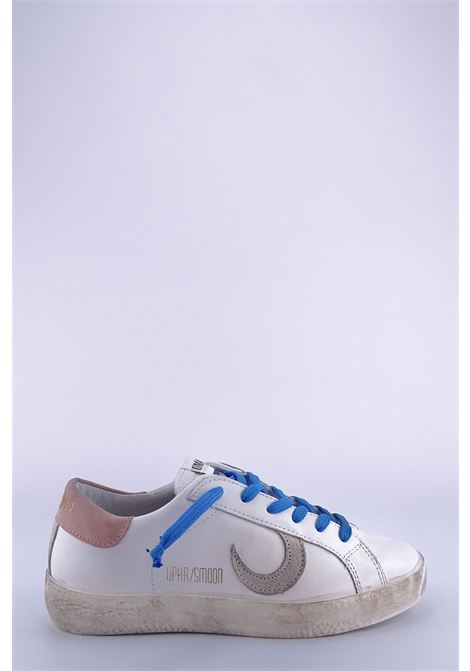 UMA PARKER | Sneakers | SUPER MOONBIANCO/ROSA ANTICO