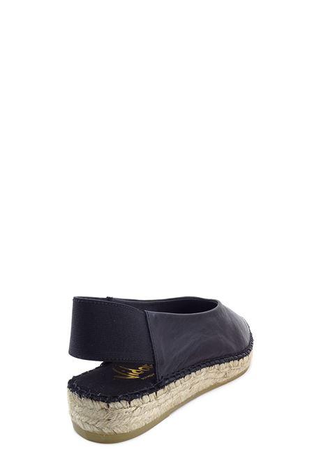 VIDORRETA | Flat Sandals | 16100NEGRO