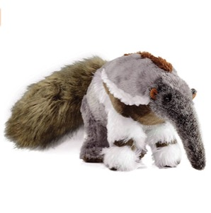 "20"" Ant Eating Aardvark Plush"