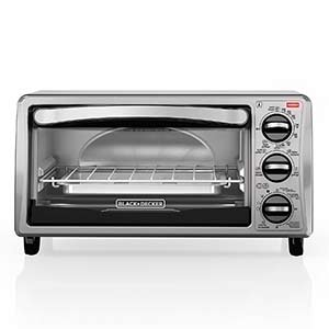 Black+Decker Toaster Oven Set