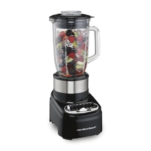 Hamilton Beach Blender with 40 Oz Glass Jar