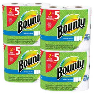 Bounty Select-a-Size Huge Roll 8 Ct