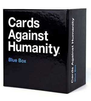 Cards Against Humanity: Blue Expansion Box