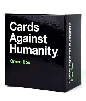 Cards Against Humanity: Green Expansion Box
