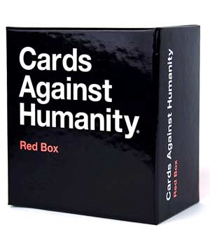 Cards Against Humanity: Red Expansion Box