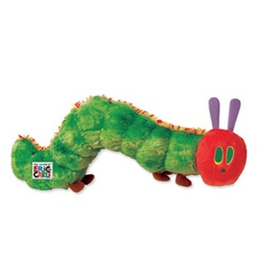 "12"" Caterpillar Plush"