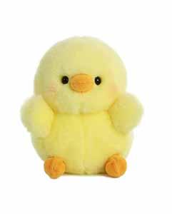 Chickadee Plush