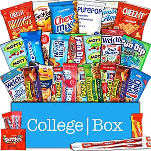 CollegeBox Pack 30-Ct