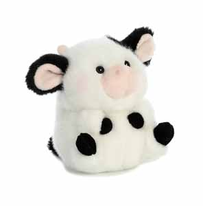 Daisy Cow Plush