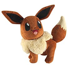 Eevee Pokemon Large Plush