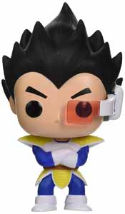 Dragonball Z Vegeta Figure