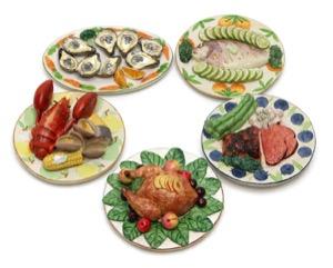 3D Food Magnets